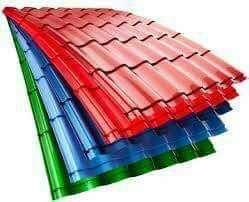 Long Span Color Roofing