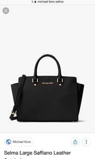 Michael Kors Medium Selma Purse