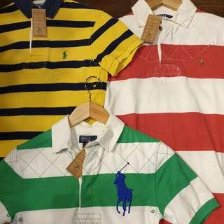 Ralph Lauren rugby collections