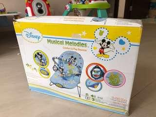 Disney Musical Melodies Bouncer