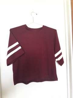 Varsity Stripes Shirt