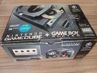 任天堂 Gamecube 全套,注意內容描述 (只限九龍灣地鐵站交收)
