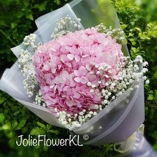 Fresh Hydrangea Bouquet