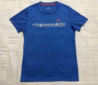 Running Shirt - Mizuno Japan Engineered