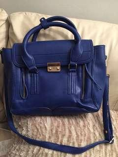 Urban outfitters blue bag