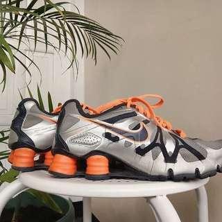Original Nike Shox Turbo running shoes