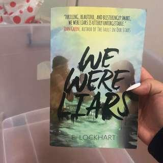 We were Liars novel