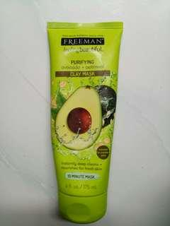 Freeman Avocado + Oatmeal (Clay Mask)
