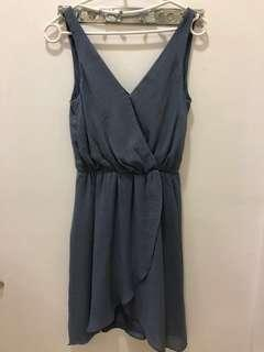 Grey Color dress (BN)