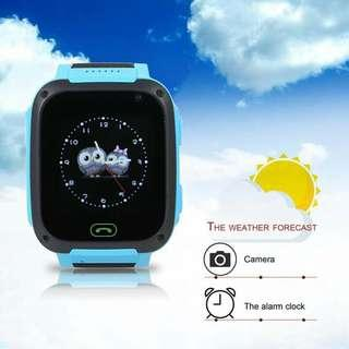 Child GPS smart watch