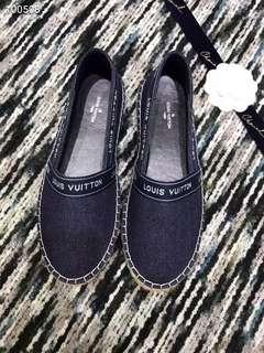 Sale! Brandnew Authentic Quality LV Louis Vuitton Espadrilles Shoes