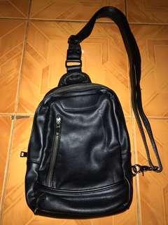 Sling Bag Fullhardy/Zapatos Premium Black