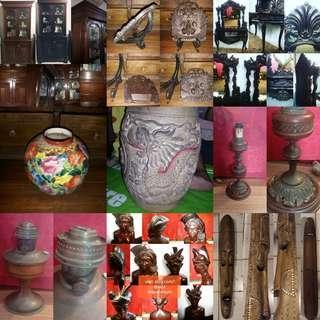 Group WA antiques