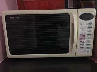 National microwave