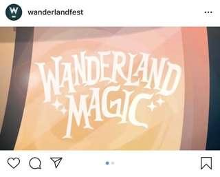 Wanderland 2019 2-Day Pass