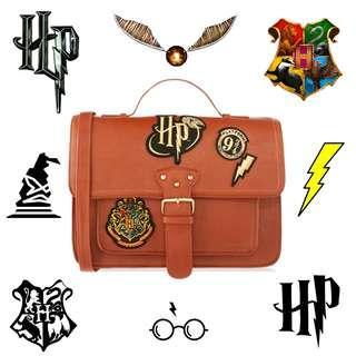 🔥Harry Potter Brown Satchel