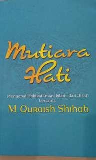 Mutiara Hati by Quraish Shihab