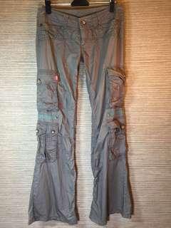 🚚 義大利 MISS SIXTY 低腰個性修身褲