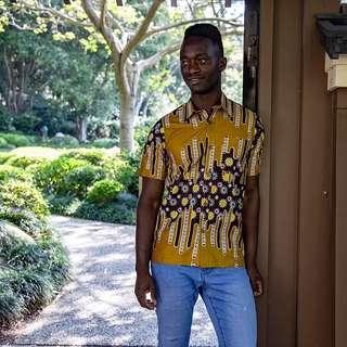 Afrix Short Sleeve Shirt