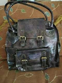 SALE Tas Murah Need Repair (Djogja)