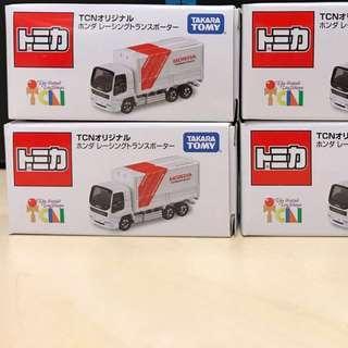 Tomica Tomy 車仔 TCN Original Honda Racing Team