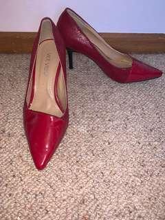 Vice Versa red heels