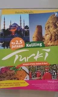 2.5 juta Keliling Turki