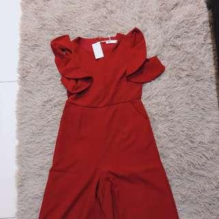 Red Jumpsuit #CNYRED
