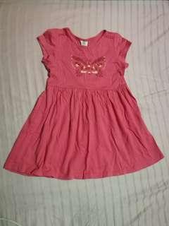 Girl girl dress