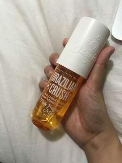 Brazilian crush body fragrance mist 90ml
