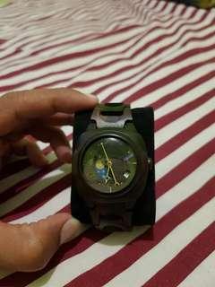 Jam Tangan Matoa Wooden Watch RAKAI ( jam kayu )
