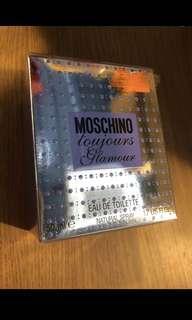 Moschino 香水 Moschino Toujours Glamour EDT 50ml (包順豐 Free SF express)