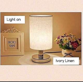 Brand New Zen Minimalist Bedside Table Lamp