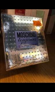 Moschino 香水 Moschino Toujours Glamour EDT 100ml (包順豐 Free SF express)