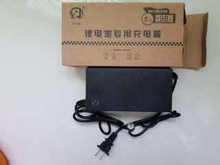 Charger round point 48V2A