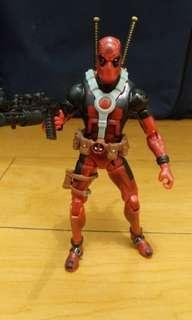 Loose 2014 Deadpool figure