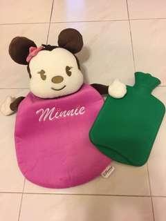 正版米妮䁔水袋