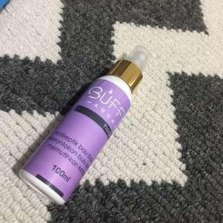 Buffy deodorant spray