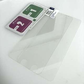 iPhone 7+ 7 Plus 藍光 鋼化玻璃 貼 保護貼 送普通玻璃貼