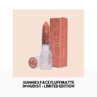 [INSTOCK] Sunnies Face Fluffmatte in NUDIST - Limited Edition
