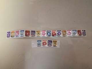 7-11印花20個包平郵