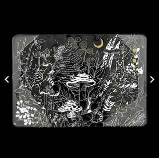"""Hobonichi Cover on Cover """"Hide and Seek at Night"""" for A6 Original"""
