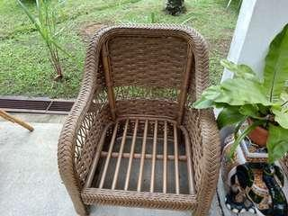 TGN - Rattan arm Chair