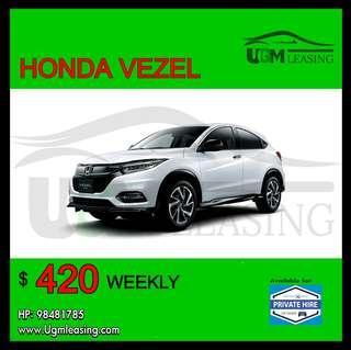 Honda Vezel Petrol
