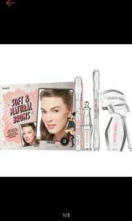 Benefit Soft & Natural Brow Kit - Shade 3