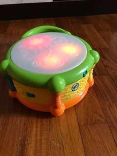 🚚 Leapfrog musical light up drum