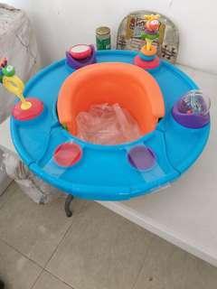Kursi makan anak (tanpa dus)
