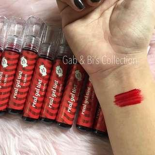Sale! The saem real gel tint (red soda)