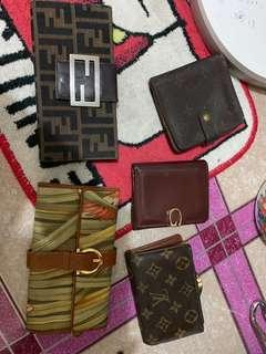LV, Gucci, Fendi and Ferragamo take all!!!