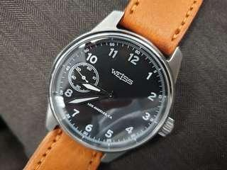 Weiss Watch (Built in USA)